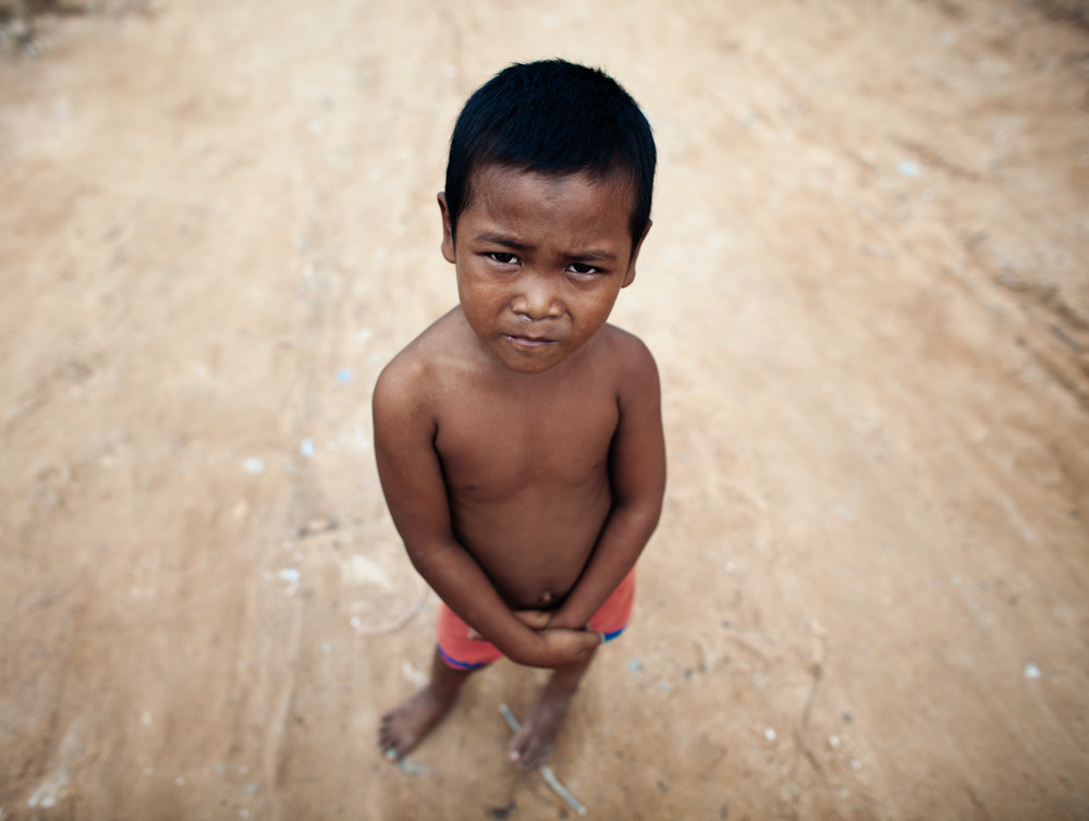 Photograph Street kid by F8 Photography on 500px