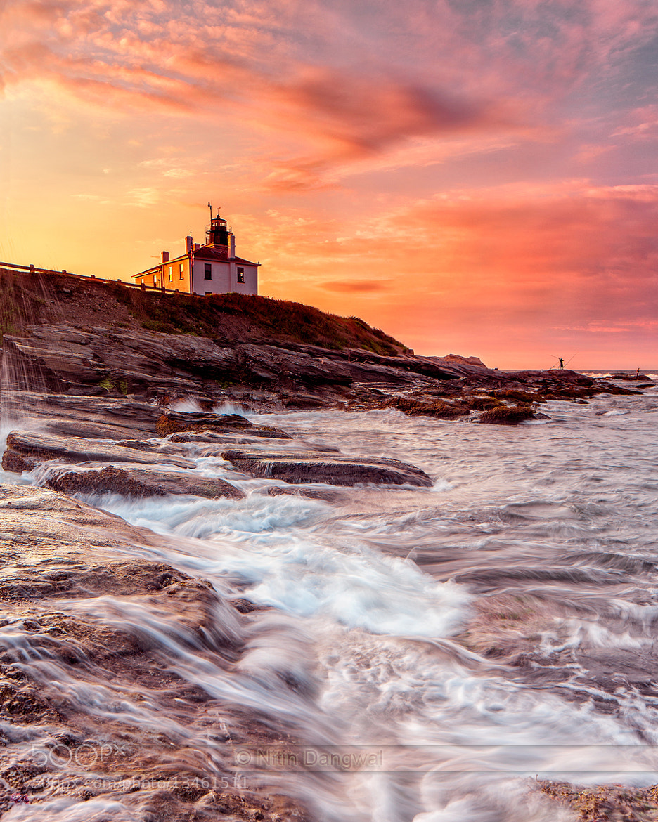 Photograph Beavertail LightHouse by Nitin Dangwal on 500px