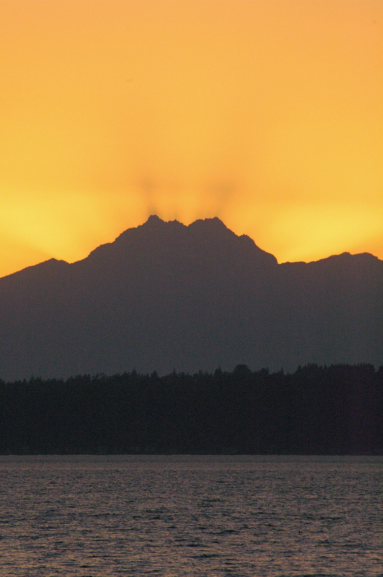 Photograph West Seattle Sunset by Dominic Ferenczy on 500px