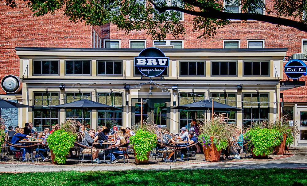 Photograph The Burger Bar by Kurt Anno on 500px