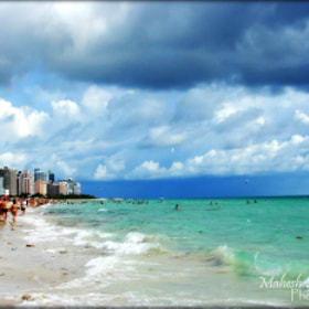 Miami Beach by Mahesh Krishnamoorthy (mynameismahesh)) on 500px.com