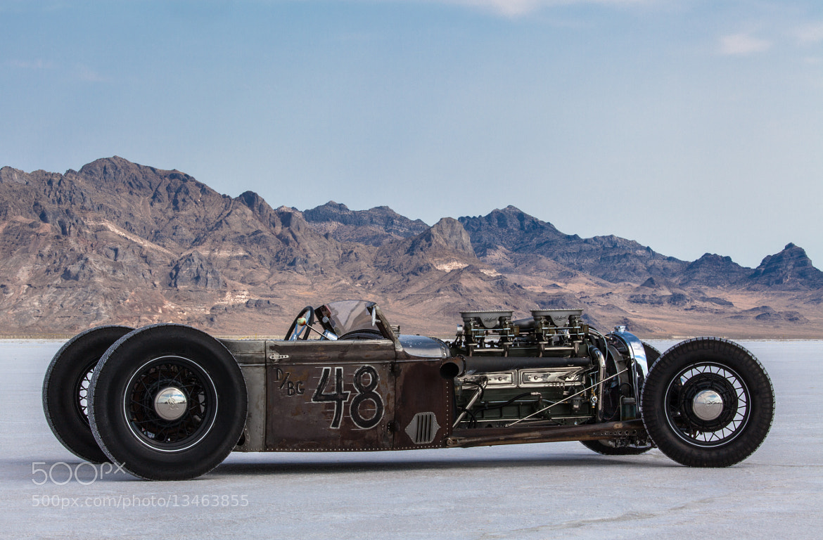 Photograph The Bonneville Salt Flats by david bouchat on 500px