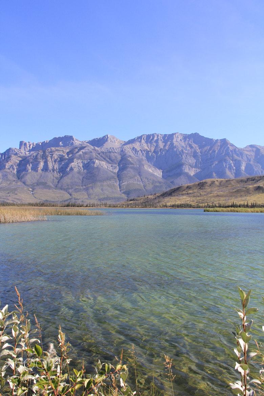 Photograph Talbot Lake, Jasper by Twinkle Banerjee on 500px