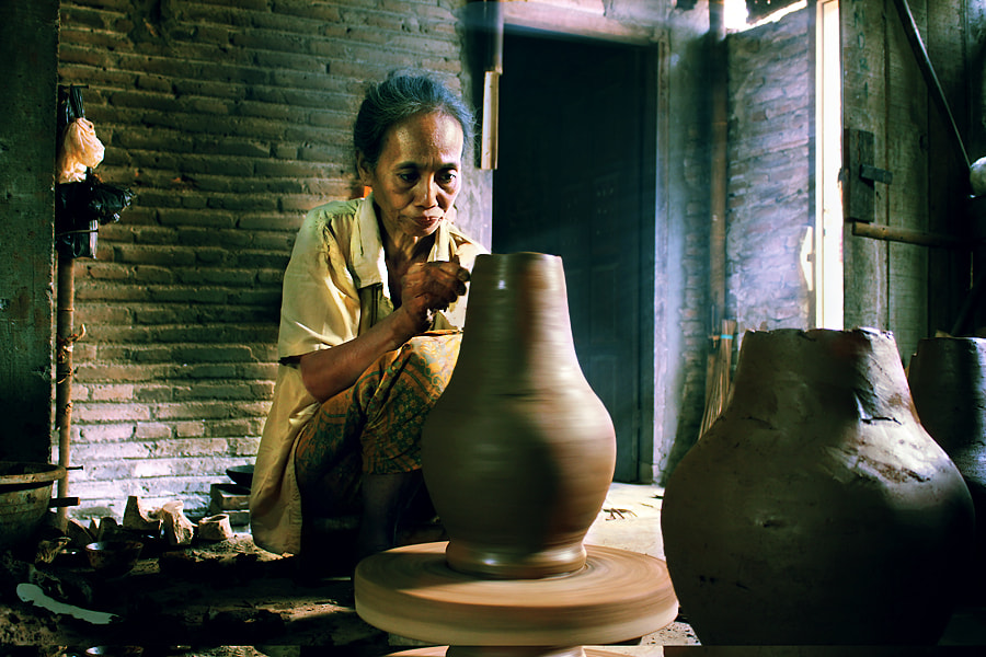 Photograph Crafts Pottery by 3 Joko on 500px