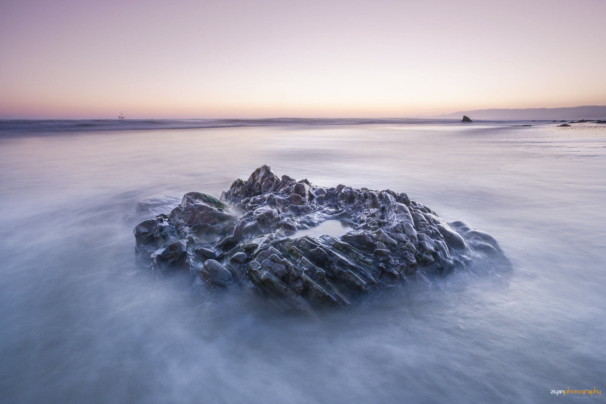 Photograph Low Tide by Ziyan Zhang on 500px