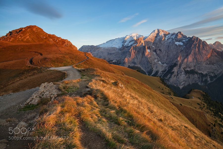 Photograph Marmolada 1 by Daniel Řeřicha on 500px