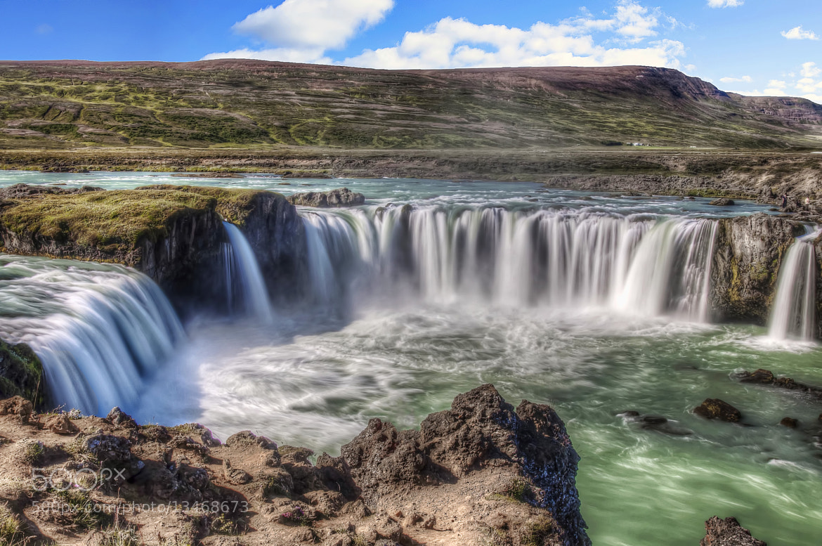 Photograph Goðafoss by Filippo Bianchi on 500px