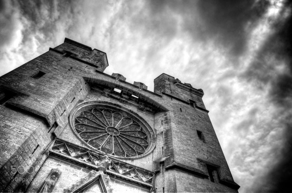 Photograph Cathédrale by Lamirgue Guillaume on 500px