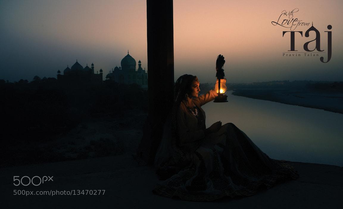 Photograph a never ending love story-Taj Mahal by pravin talan on 500px