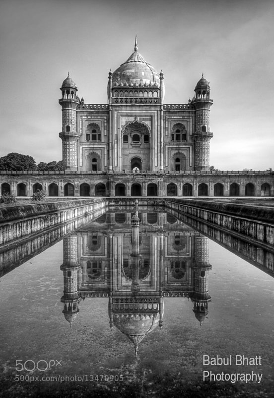 Photograph Safdarjung Tomb by Babul Bhatt on 500px