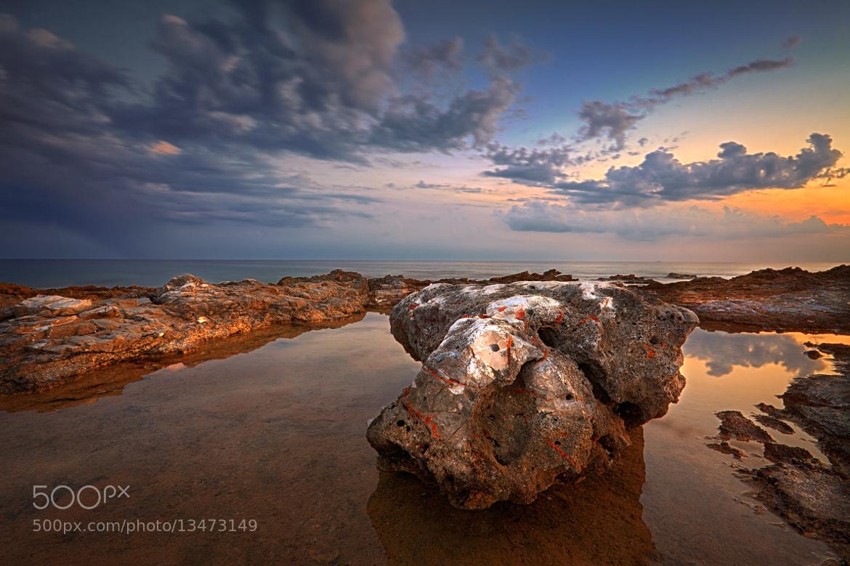 Photograph Sunset Rock by Tomica Šincek on 500px