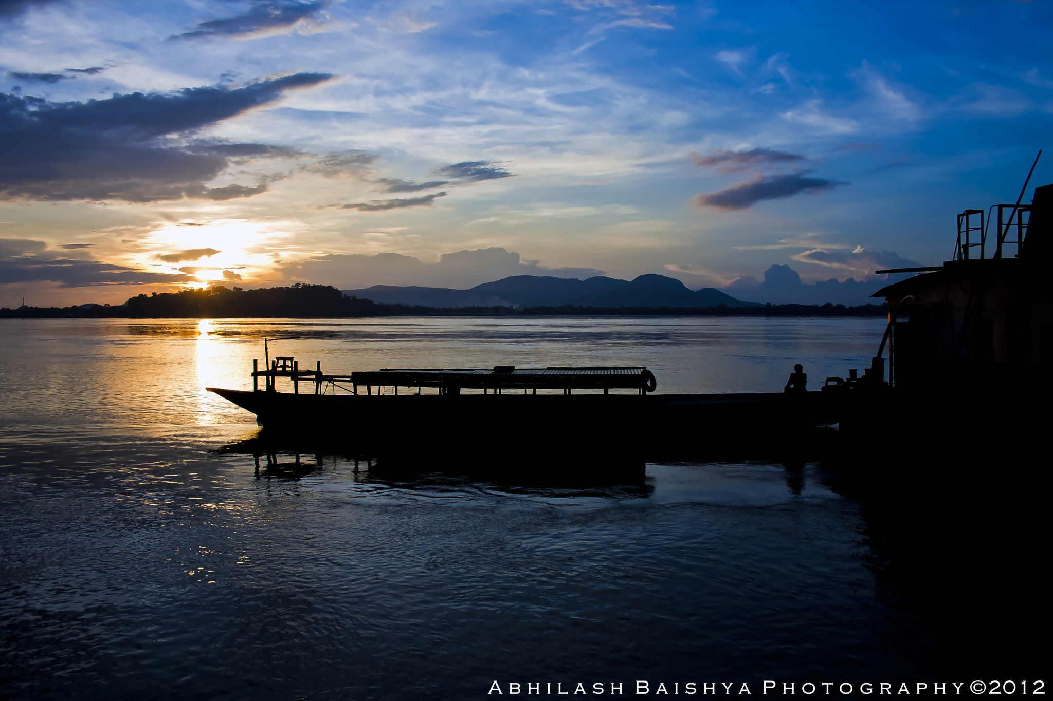 Photograph A peaceful evening. by Abhilash Baishya on 500px