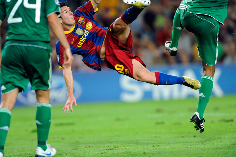 Photograph Barcelona v Panathinaikos by Ryu Voelkel on 500px