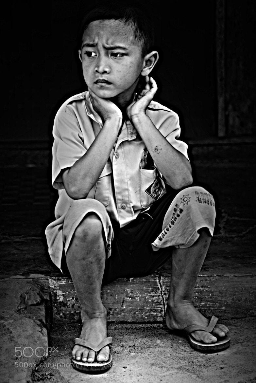 Photograph Little Kid! by Daniel  Marthin on 500px