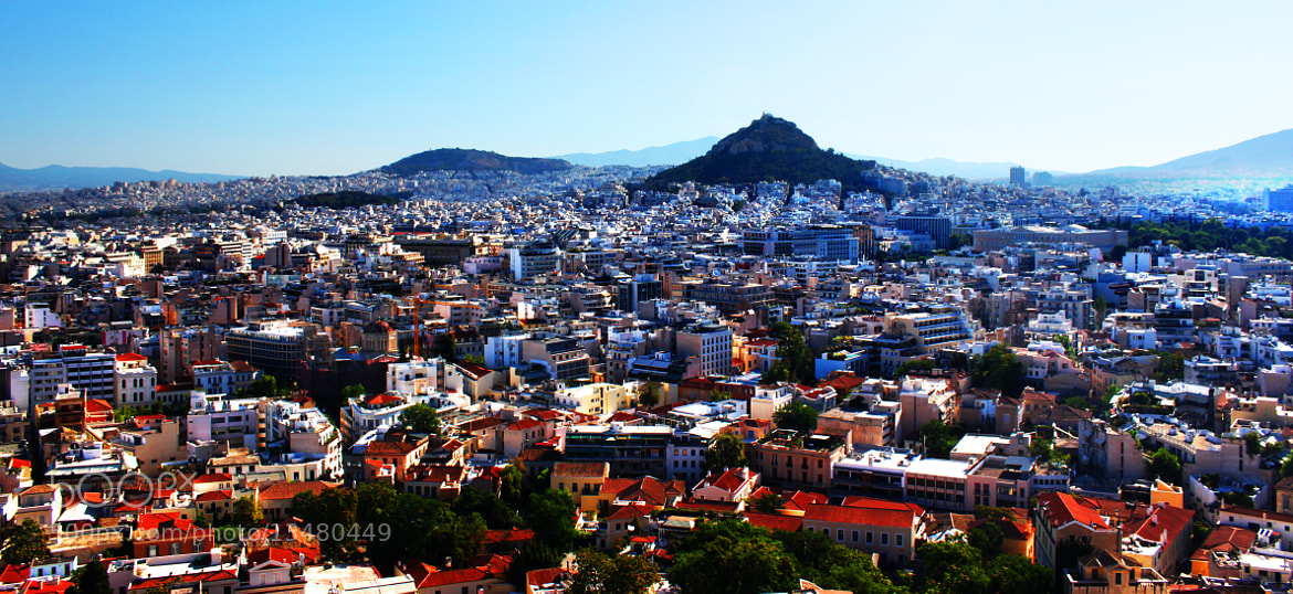 Photograph Athens. by Alistair Martin on 500px