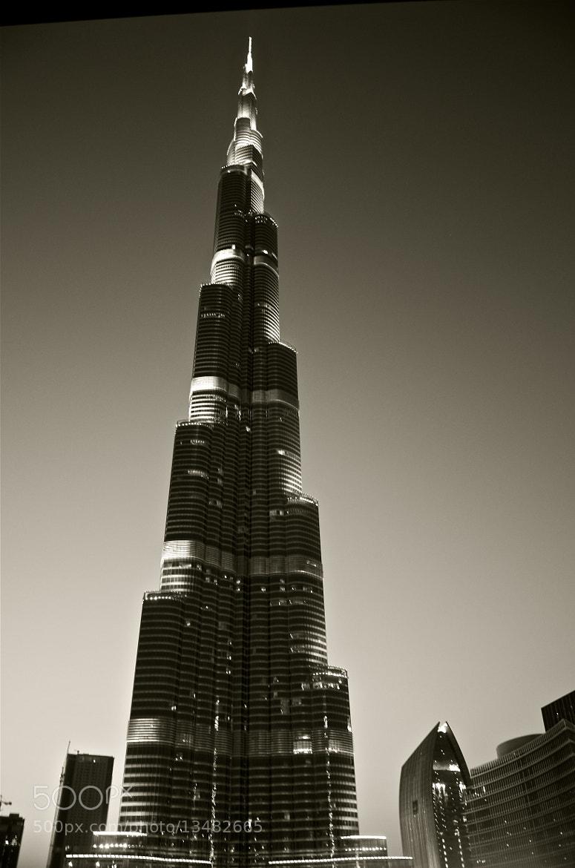Photograph burj khalifa by tony martin on 500px