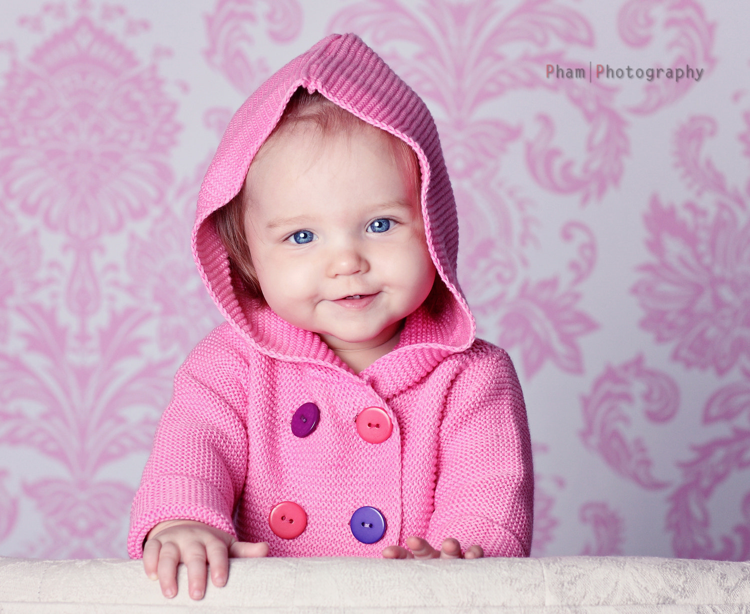 Photograph Gracie in Pink by CT  Pham on 500px