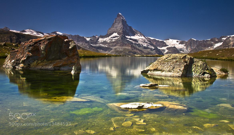 Photograph Alps Beauty by Dora Art on 500px