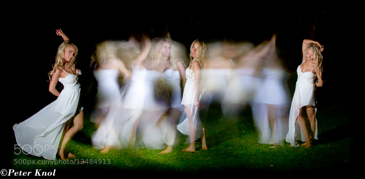 Photograph Lightplay by Peter Knol on 500px