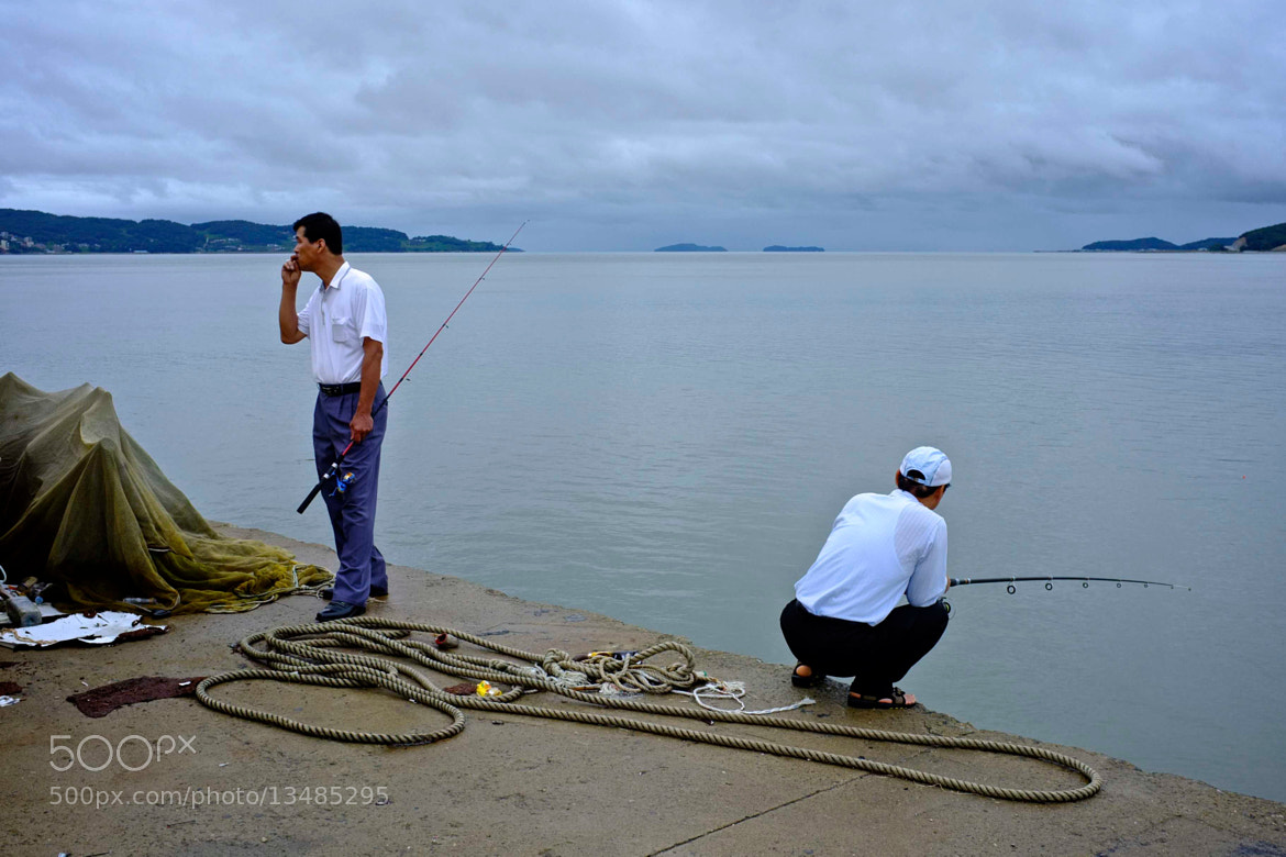 Photograph Fishing by Dan Monday on 500px