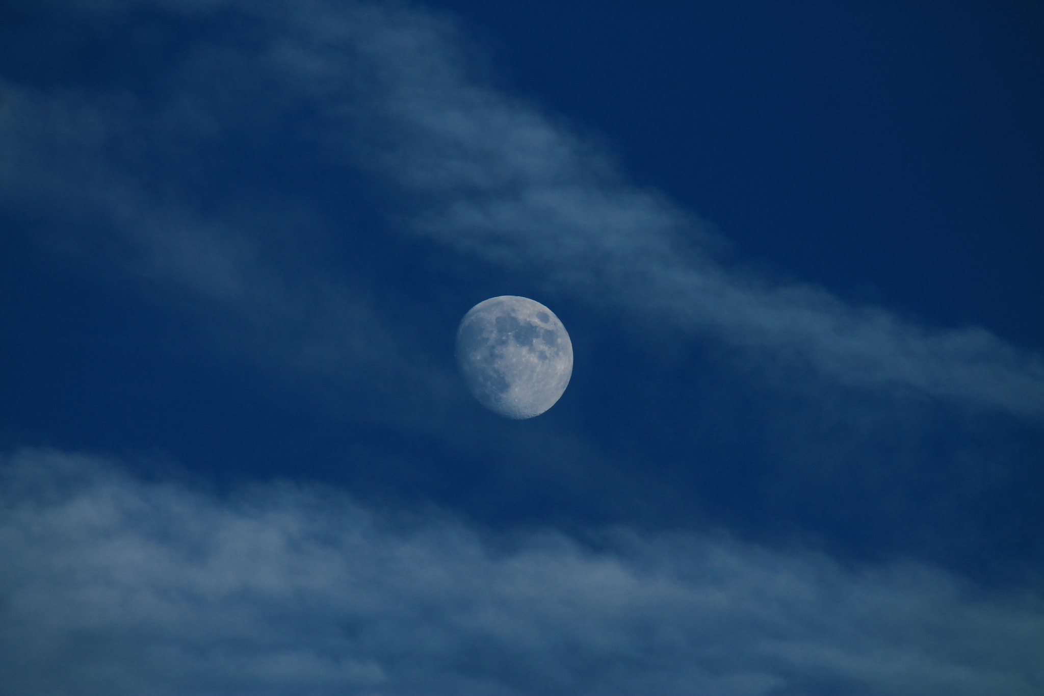 Photograph Moon in the clouds.. . by Rute Balola Guerreiro on 500px