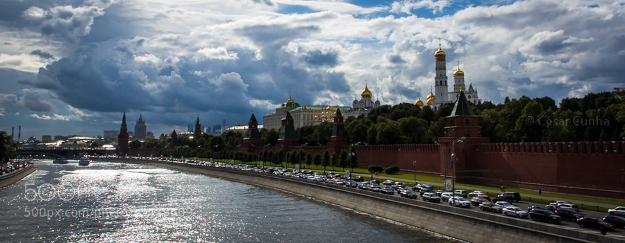 Photograph Kremlin  by CESAR RAIMUNDO DA CUNHA on 500px