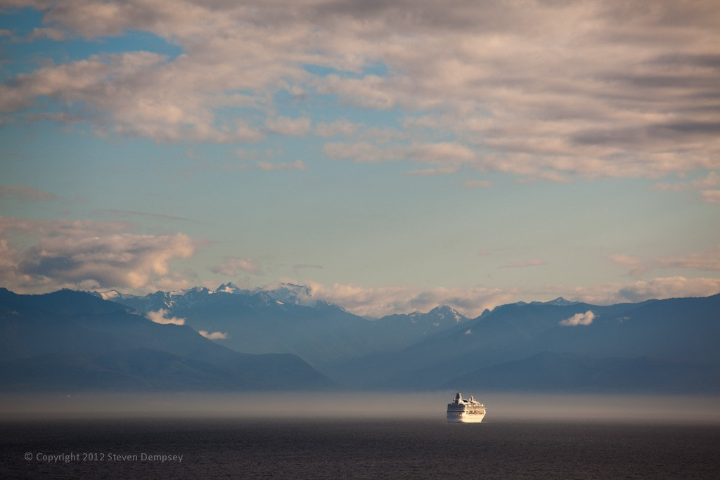 Photograph Leaving Port by Steven Dempsey on 500px