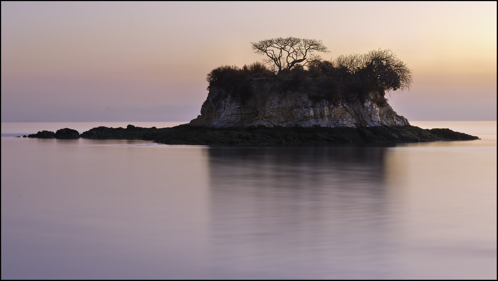 Photograph Island in the bay by Marc Briggs on 500px