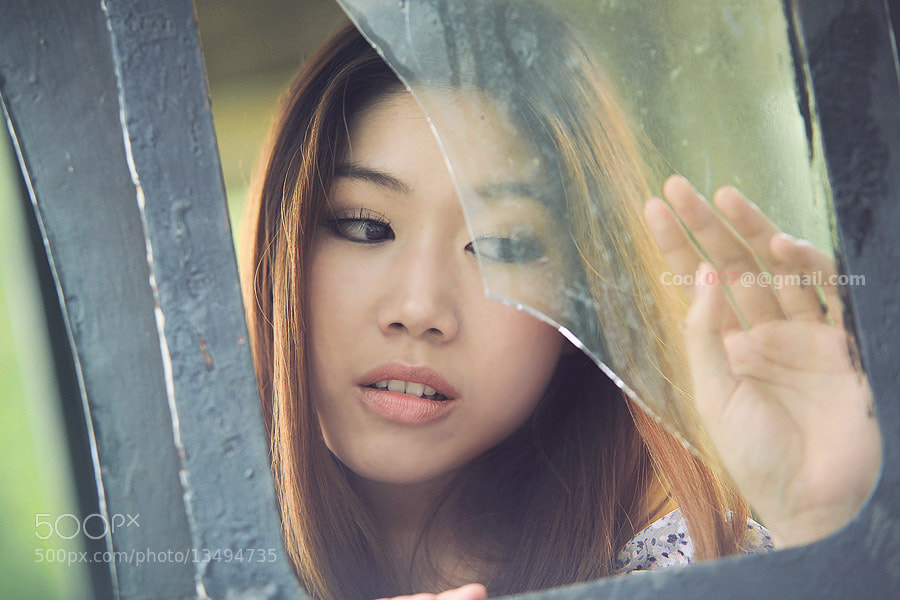 Photograph Portrait01 by Natthapong Thitimanakul on 500px