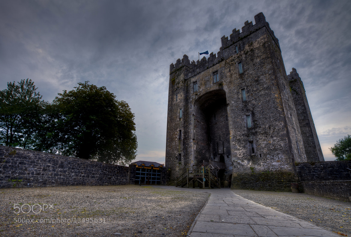 Photograph Bunratty Castle by Chris Muir on 500px