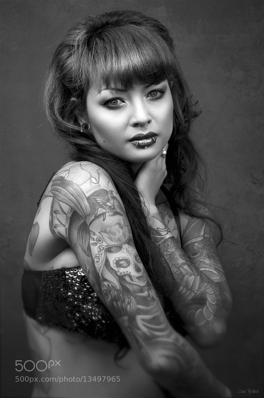 Photograph Scarlett by Chloé Battesti on 500px