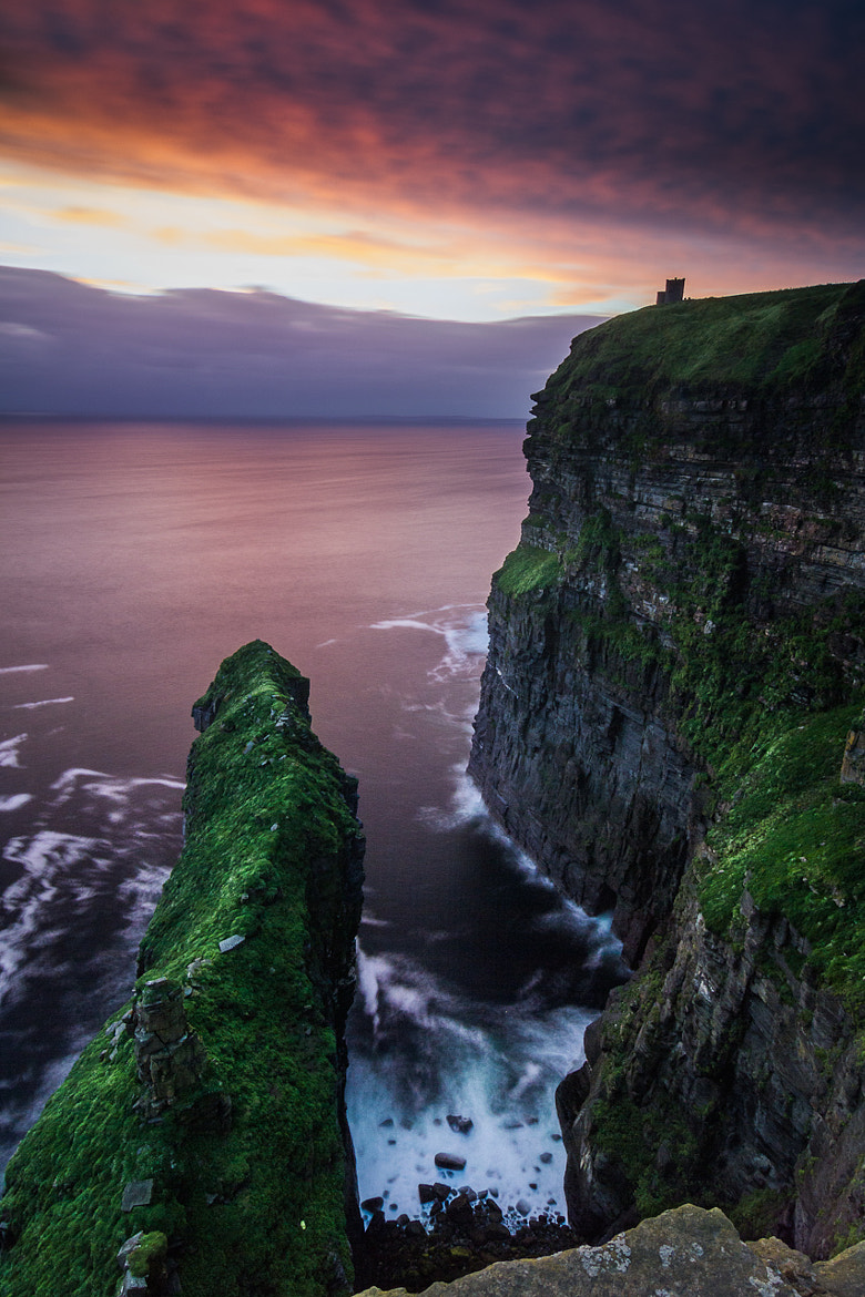 Photograph Cliffs of Moher by Régis Matthey on 500px