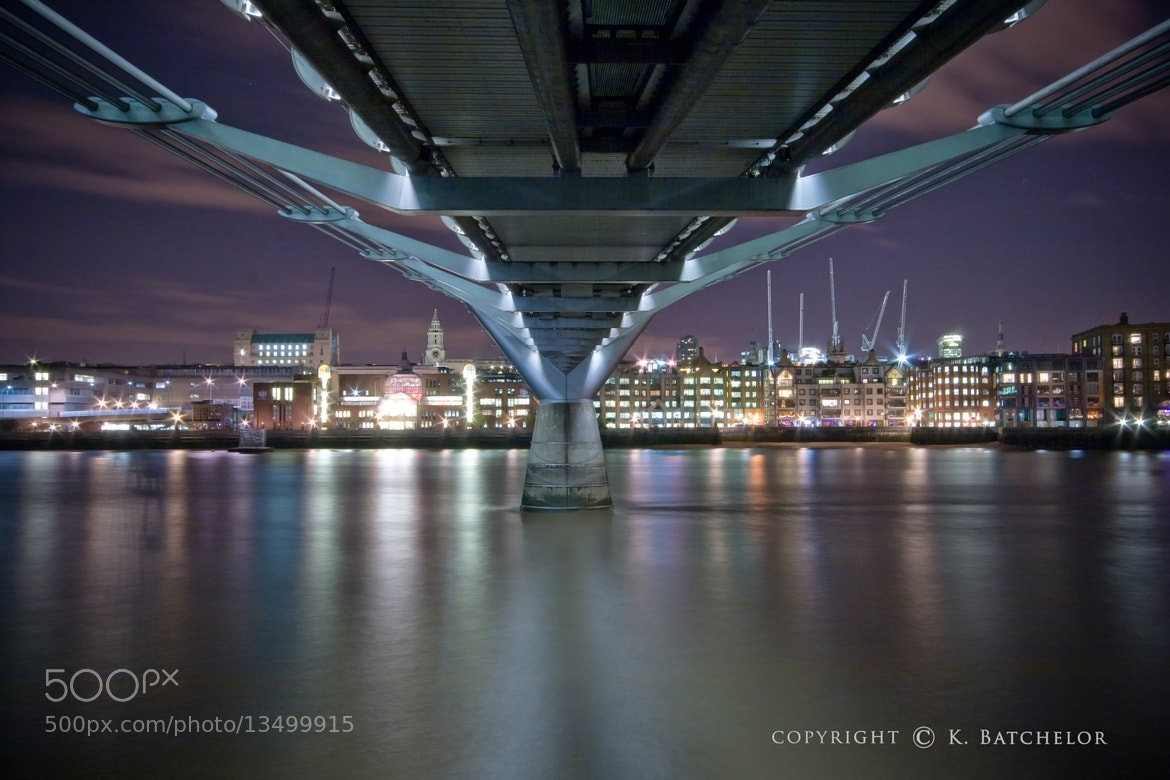 Photograph UNDER THE BRIDGE by Karl Batchelor on 500px