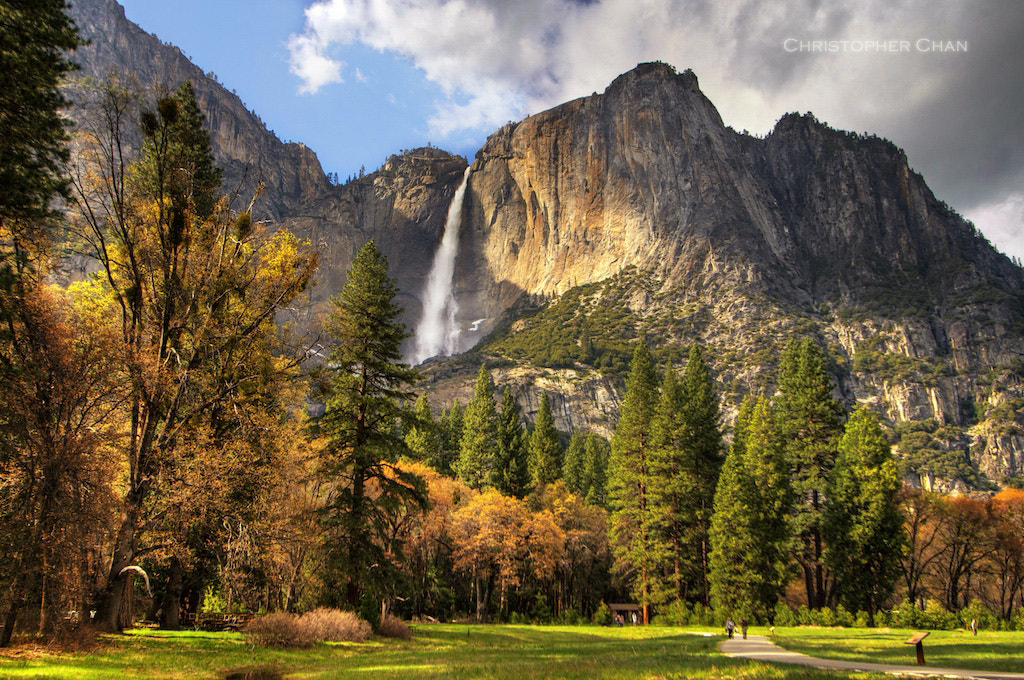 Photograph Yosemite Falls, California by Christopher Chan on 500px