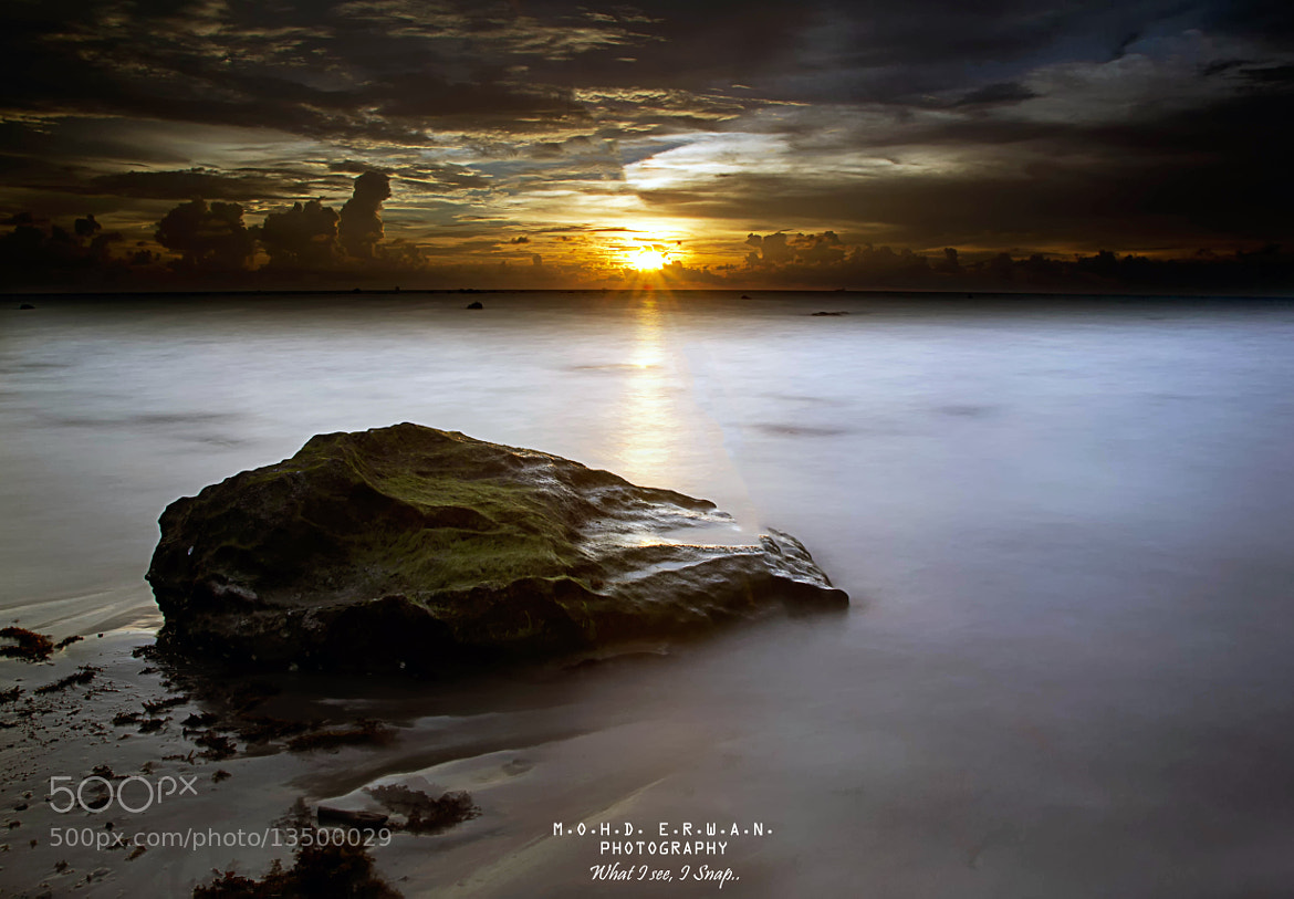 Photograph Sunset by Mohd Erwan on 500px