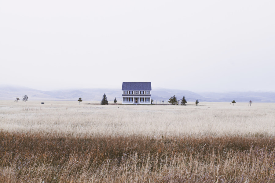 Life on road 89, MT by Alex Strohl on 500px.com