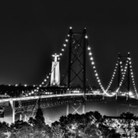 Ponte 25 de Abril by Stefan Brenner (stefanbrenner)) on 500px.com