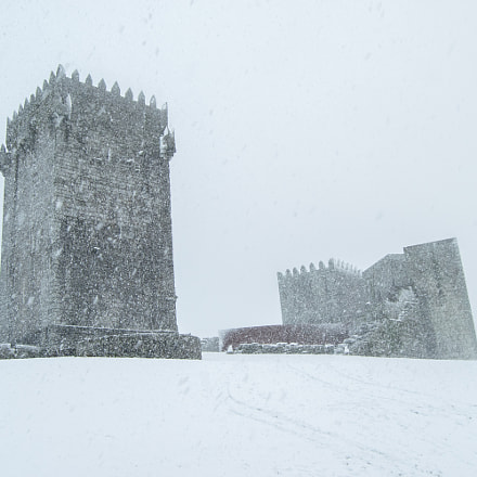 White Castel
