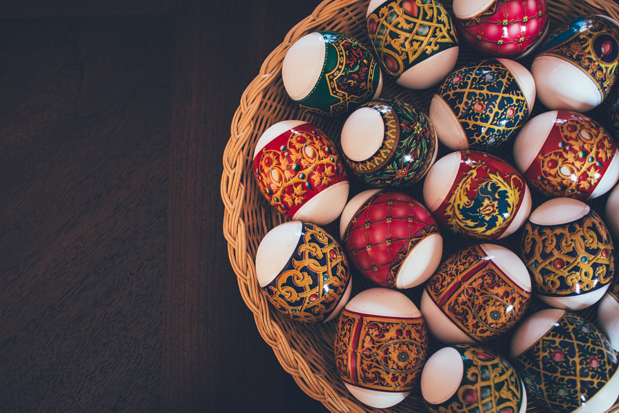 Easter Eggs by Maria Enache on 500px.com