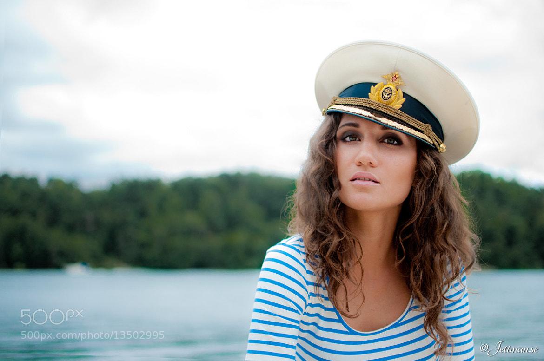 Photograph The Captain's wife by Oscar Jettman on 500px