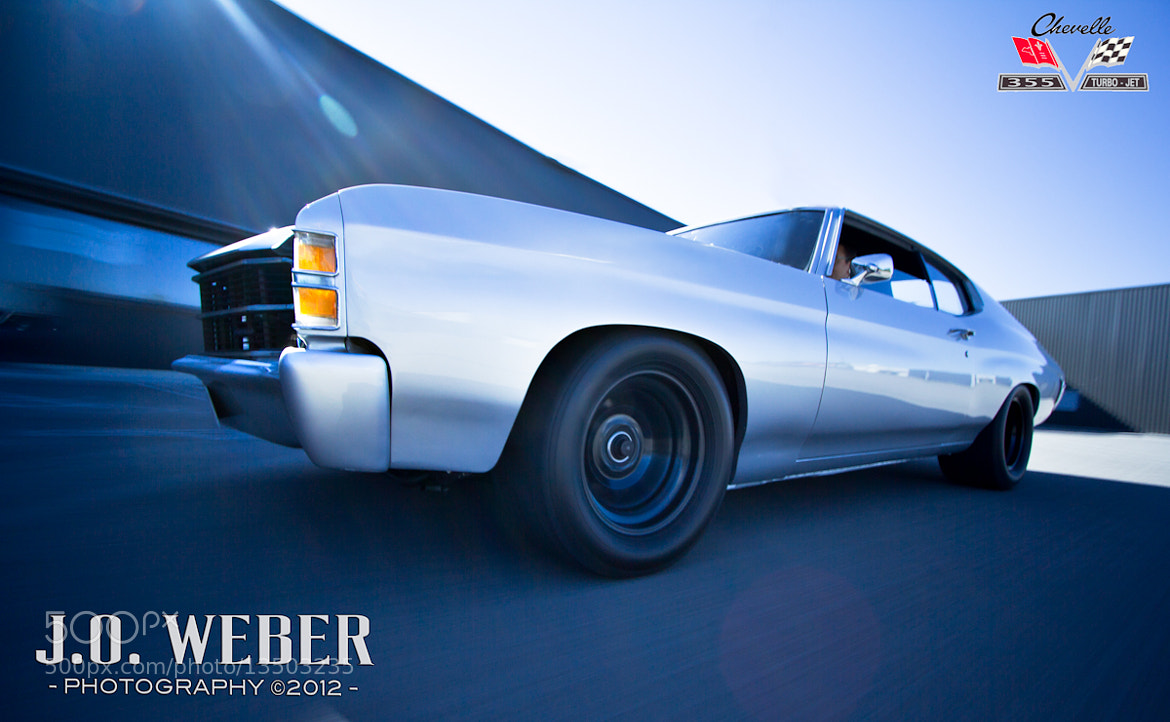 Photograph Chevrolet Chevelle SS 1971 by Jean Olivier Weber on 500px