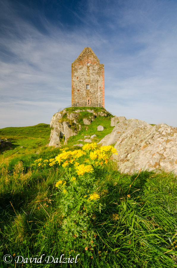 Photograph Smailholm Tower by David Dalziel on 500px