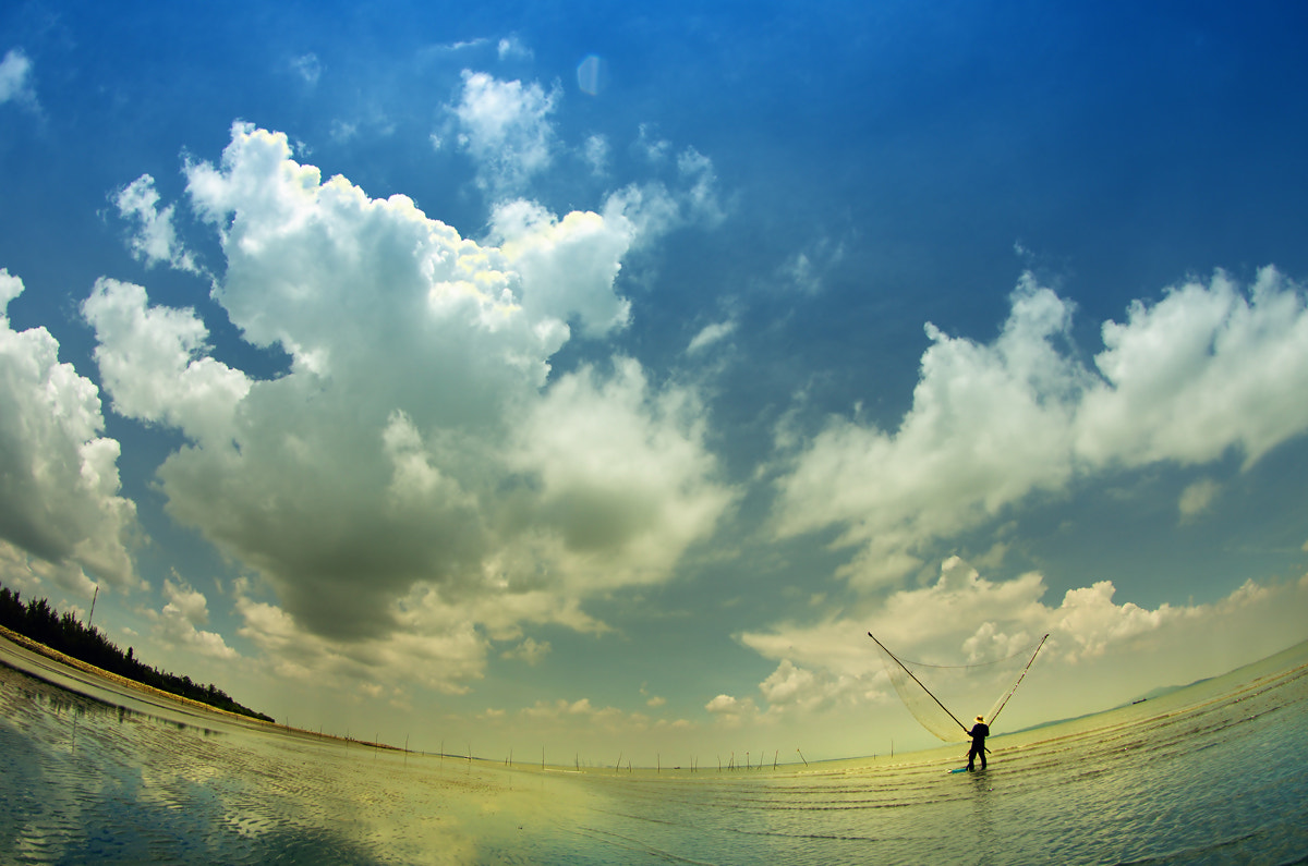 Photograph Catch the cloud by Nhan Tran on 500px