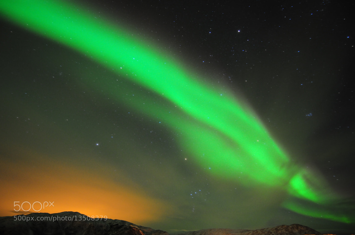 Photograph The Northern Light by Sinya Huang on 500px