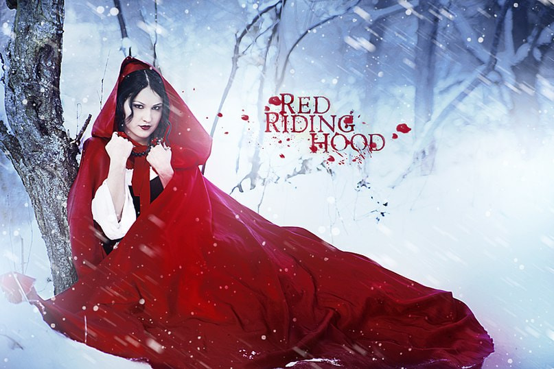 Photograph Red Riding Hood by Alena Kycher on 500px
