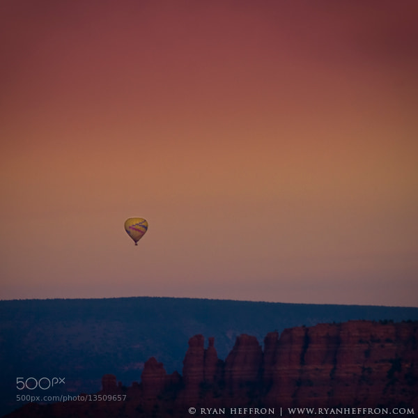Photograph Hot Air by Ryan Heffron on 500px