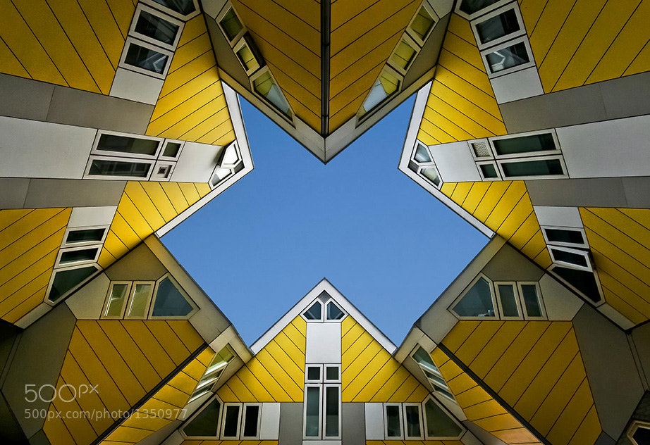 Photograph Kubus by Jef Van den Houte on 500px