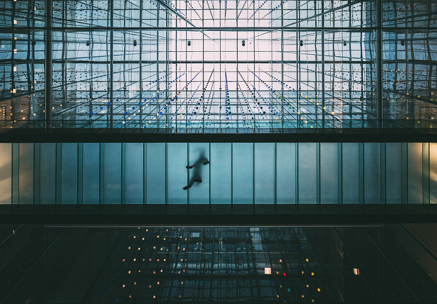 Minority Report by Mark  Cornick  on 500px.com