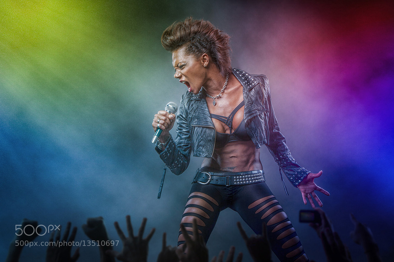 Photograph ROCKSTAR by Calvin Hollywood on 500px