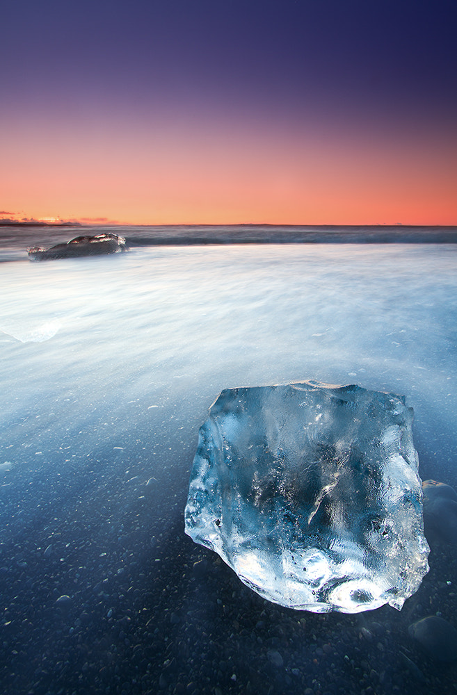 Photograph Ice Cube by Jessica B on 500px